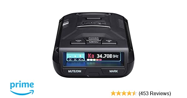 Amazon.com: Uniden R3 Extreme Long Range Radar Laser Detector GPS, 360 Degree, DSP, Voice Alert: Cell Phones & Accessories