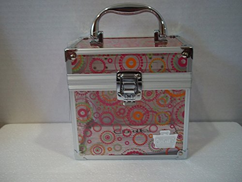 Caboodles Makeup Maven Small Mini Train Case (burst) by Caboodles