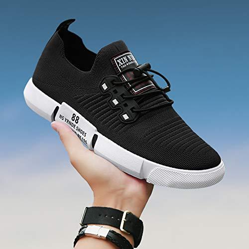 Zapatos Nanxieho Ocio Tendencia Sneakers E Hombres Invierno Otoño Cómodo Transpirable fSwXfqr