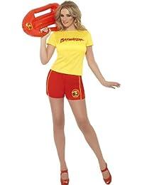 Women's Baywatch Beach Costume