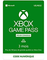 Abonnement Xbox Game Pass   3 Mois   Xbox One - Download Code