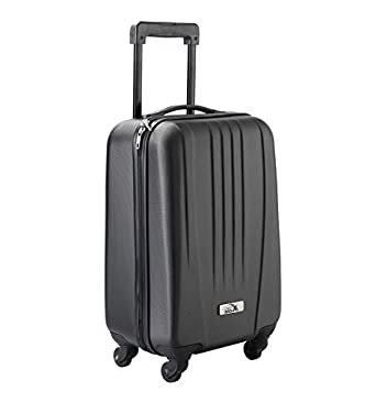Amazon.com | Cabin Max Silver ABS spinner 4 wheel hard case- Carry ...