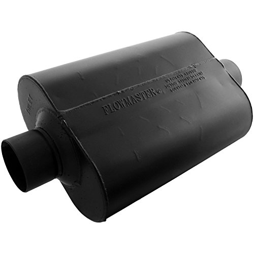 Flowmaster 943045 Super 44 Muffler - 3.00 Center IN / 3.00 Center OUT - Aggressive Sound