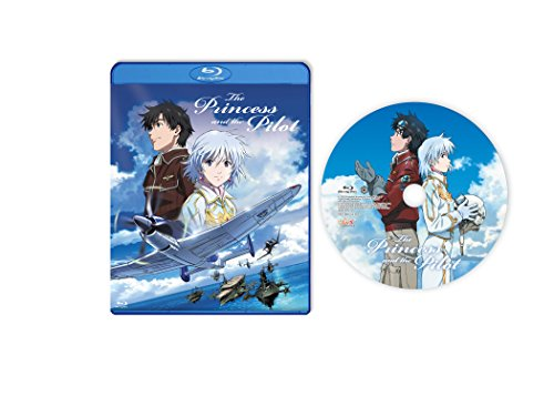 The Princess and the Pilot Movie BLURAY (Standard Edition)