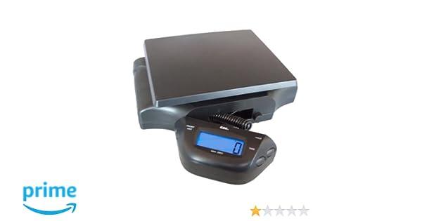 G&G - Báscula digital (registra pesos de 5g hasta 40kg): Amazon.es: Oficina y papelería