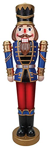- Pan Asia Christmas Nutcracker Animated Toy Soldier 5'