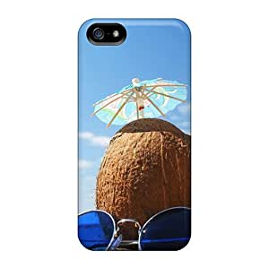 Excellent Design Summer Accessories Case Cover For Iphone 5/5s
