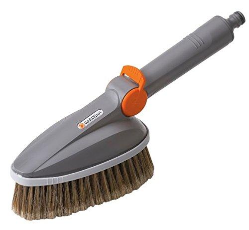 Gardena 5574 Hand Held Soft Bristle Wash Brush