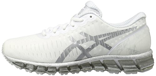 Pictures of ASICS Women's Gel-Quantum 360 Running White/Lightning/Snow 5