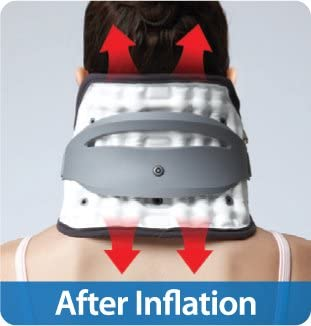 DDS MAX Cervical Traction Collar 41bLuZQo7IL