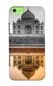 Charlesvenegas High-end Case Cover Protector For Iphone 5c(taj Mahal )