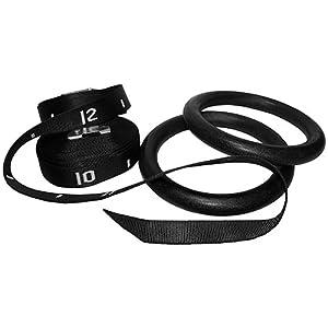 Valor Fitness GRA 2 ABS Gym Training Ring, 2 Pound