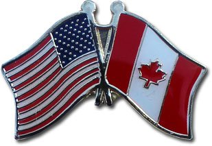 Exceptional Canada   Friendship Pin
