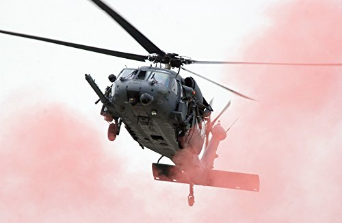 Mh 60 Pave Hawk (A MH-60 Pave Hawk helicopter from the 33rd Rescue Squadron, Osan Air Base, Republic of Korea, comes)