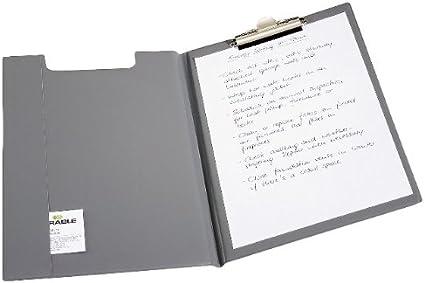 colore Portablocco in formato DIN A4 blu
