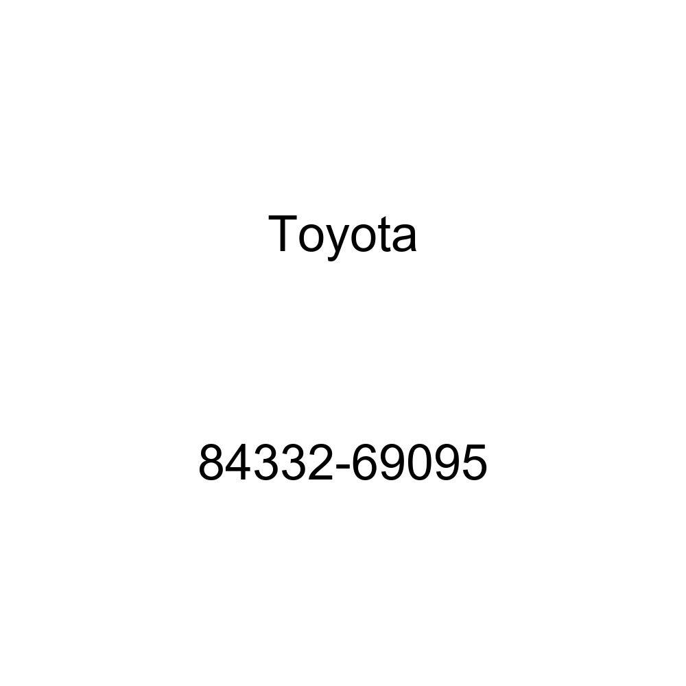 Toyota 84332-69095 Hazard Warning Signal Switch Assembly