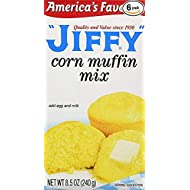 Jiffy Corn Muffin Mix 8.5oz (Pack of 4)