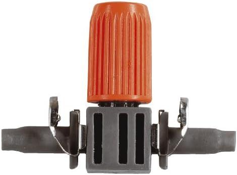 Pack 10 GARDENA Micro Drip 8392-20 Adjustable Inline Drip Head Hose Fittings