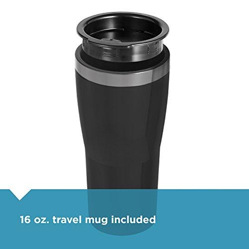 BLACK+DECKER Single Serve Coffeemaker, Black, CM618 by BLACK+DECKER (Image #5)