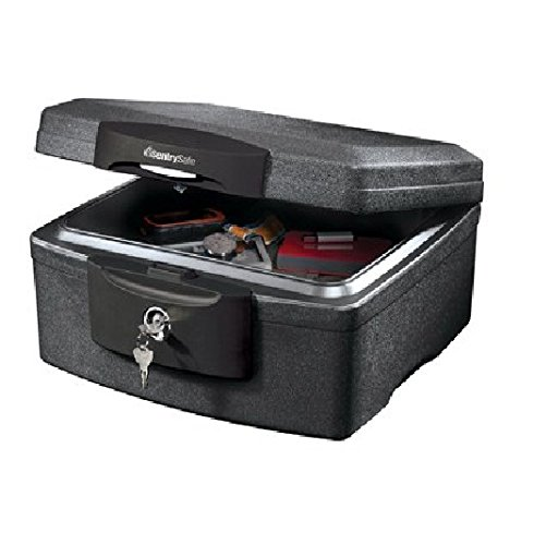 - SENTRY H2100 Water/Fireproof Chest