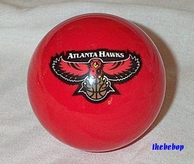 NBA Atlanta Hawks Billiard Pool Cue Ball
