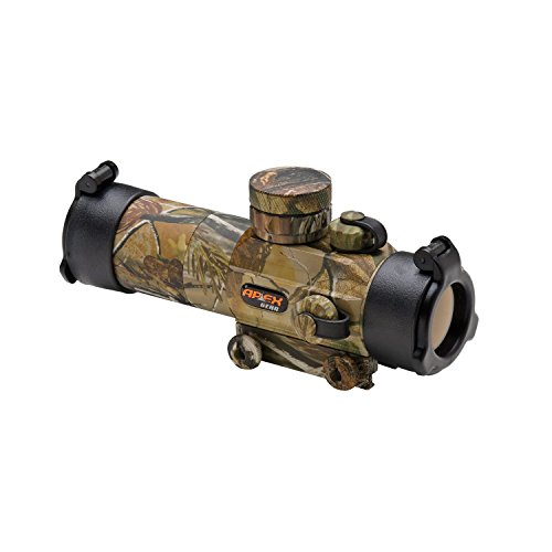 Apex Gear Crossbow Red Dot Sight 30mm Dual-Color APG - Apex Cross