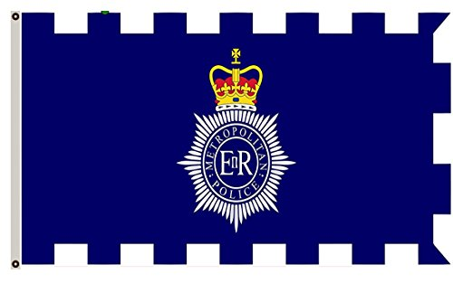 Flylife Large Flag Metropolitan PoliceCategory Metropolitan