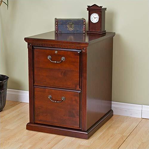 Martin Furniture HCR201/D 2 Drawer File Cabinet, Vertical ()