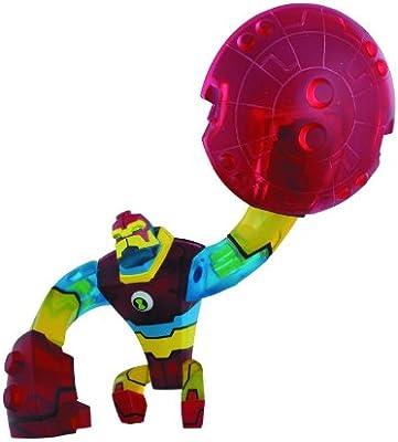 Ben 10 Omniverse Fusion Bloxx - Figura de acción de Ben 10 ...