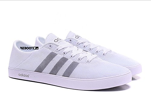 4c8b8384f5e Adida Neo 1 White Imported Sneakers (8)  Buy Online at Low Prices in ...