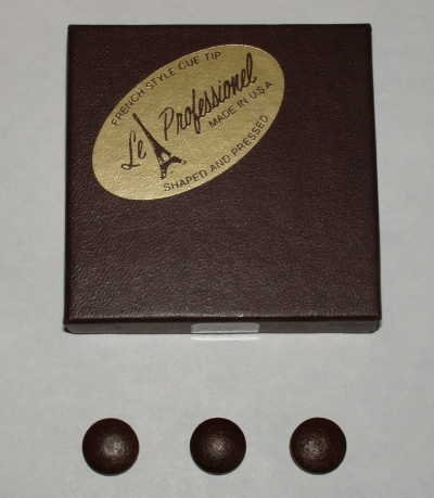 (Billiard Pool Cue Tip - Le Pro 13mm (Medium-Hard))