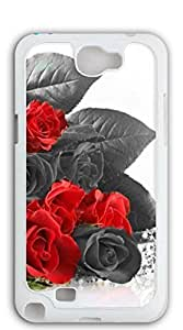 Design Hard Customized case Of cell phone case for samsung galaxy note2 - Mosaic