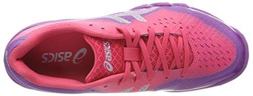 D'intérieur rouge Prune Asics Chaussures Gel Multisports Rouge Femmes Orchidée 3633 6 lame Violet cq8YfB8w
