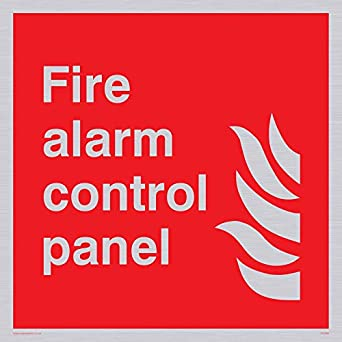 Viking Signs FF5580-S40-SV - Placa de control de alarma de ...
