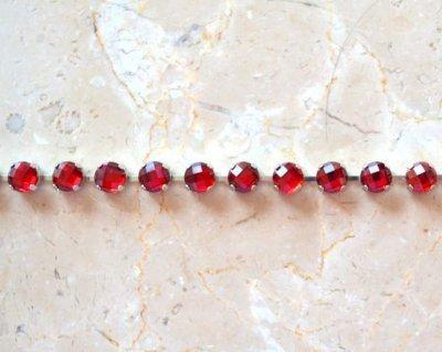 1000pcs 4mm 14 Cut Flat Back Rhinestone Round Brilliant Loose Beads -  Lig TD 2X
