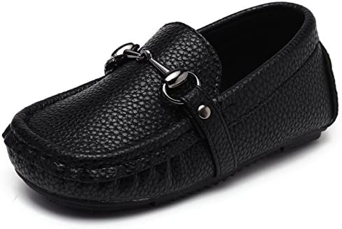 UBELLA Toddler Girls Leather Loafer product image