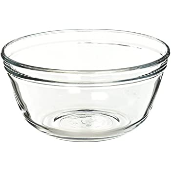 1 quart glass mixing bowl