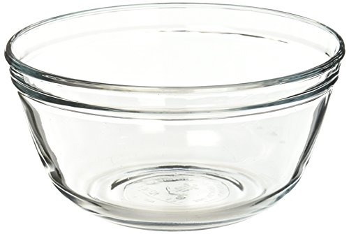Anchor Hocking Glass Mixing Bowl, 1.5-Quart