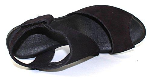 Arche Kvinnor Elexus I Noir Nubuck - Svart - Storlek 36 M