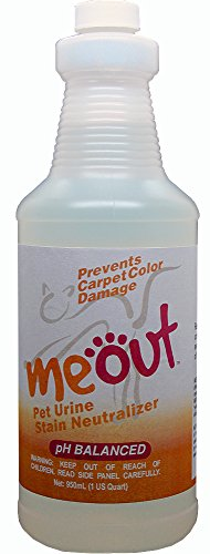 Meout Urine Stain Remover