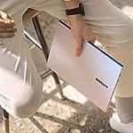 Samsung Galaxy Book Ion 13.3 Inch 8 GB Intel Core i5-10210U Processor Laptop – Aura Silver (UK Version)