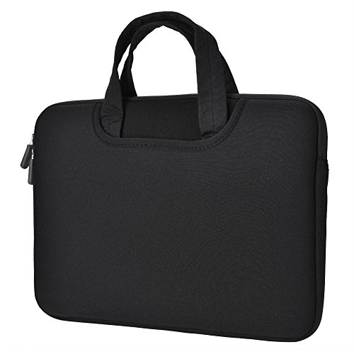 Fosa Portable Laptop Handbag Sleeve Case Full Protection for MacBook Pro/ Air/ Retina 12-15''(13.3