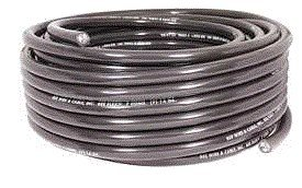 ANC LIGHTHOUSE; 100 ft, 6 Conductor, 14 GA Trailer Cable Wire, 14/6 GA/#Cond x 100', Made in USA9614C Excellent Conductor