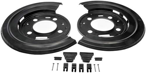 Dorman 924-212 Brake Backing Plate for Select Ford Models (Pack of - Caliper Dust Brake Shields