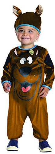 Toddler Scooby Doo Costumes (Rubie's Costume Co Baby Boys' Scooby Doo Costume, Multi, 1-2 Years)