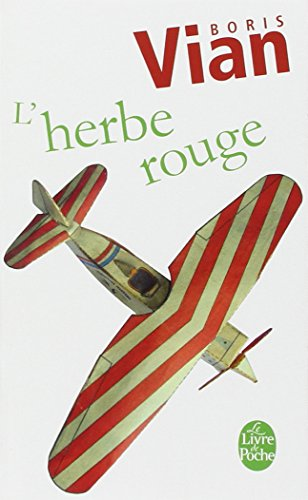 L'herbe Rouge (Ldp Litterature) (French Edition)