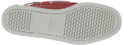 Sebago Chaussures De Bateau Spinnaker Femme Corail