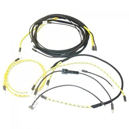 Amazon.com: All States Ag Parts Wiring Harness - 6V Systems ... on