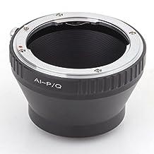 Pixco Lens Adapter For Nikon F Lens to Pentax Q Camera