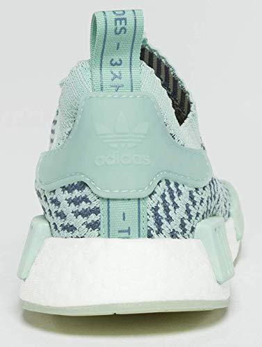 R1 Nmd Chaussures Green W Ash Pk Adidas H5qwd1H